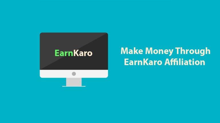 earnkaro affiliate
