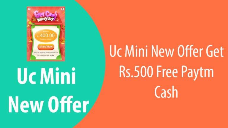 Uc mini new offer