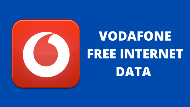 vodafone free data