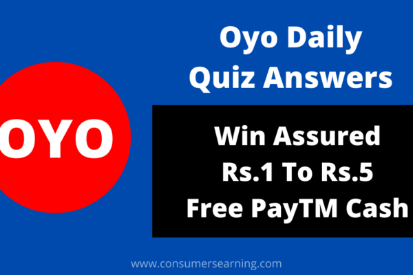 oyo quiz answer