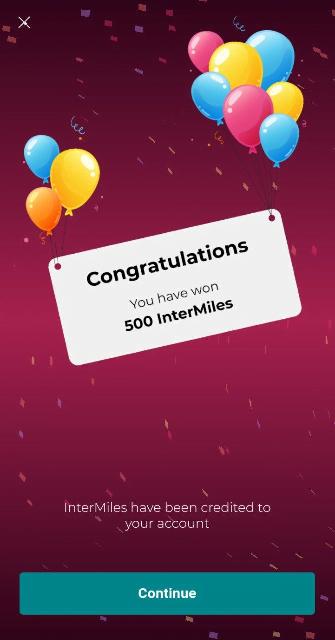 intermiles app