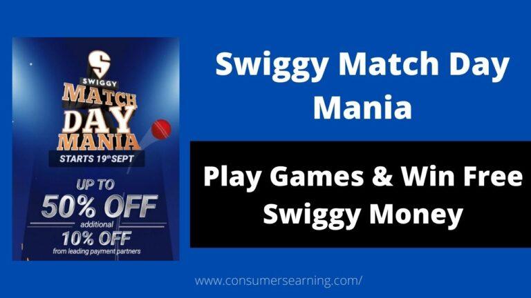 swiggy match day mania