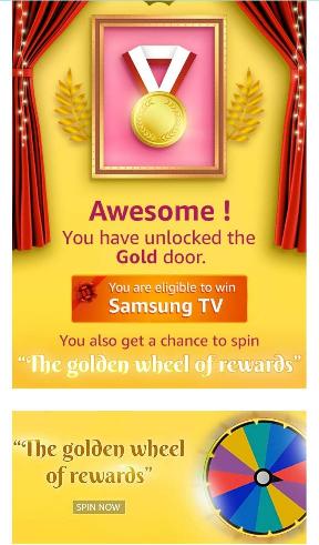 Amazon Secret Door Quiz Answers