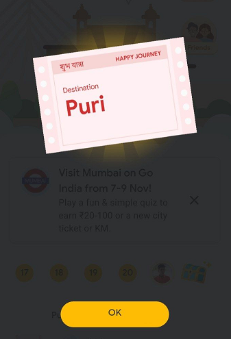How To Get Rare Tickets In Google Pay Go India Offer