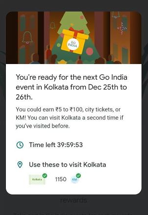 Google Pay Go India Kolkata Event Answers