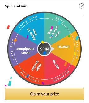 Welcome 2021 Quiz Answers Amazon