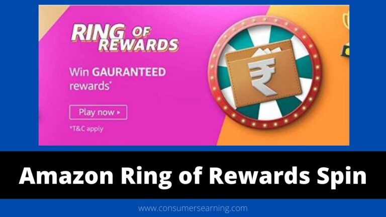 Amazon Ring Of Rewards Spin And Win Quiz Answers