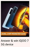 Dual Chip Monster Quiz