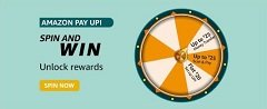 Amazon Pay UPI Spin And Win Quiz Answers