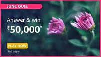 Amazon The June Quiz Answers Today