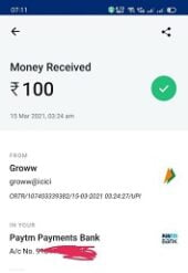 Groww App Referral Code