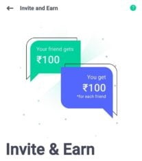 Groww Refer And Earn 100rs