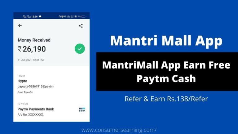 Mantrimall App referral Code