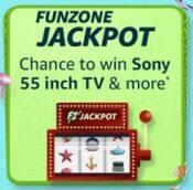 Amazon July Carnival Funzone Jackpot Quiz Answers