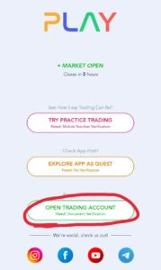 Fno play free trading account