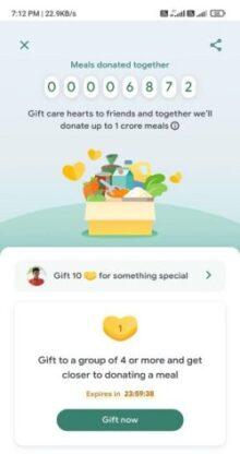 Google Pay I Care