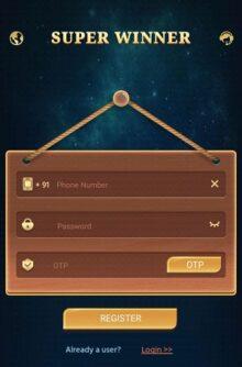 Super Winner App Refer And Earn