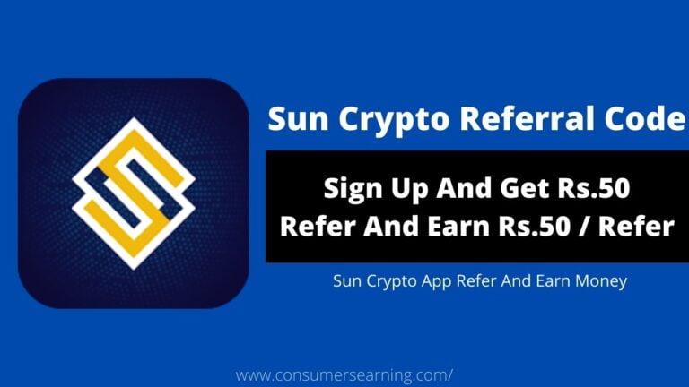 sun crypto refer and earn