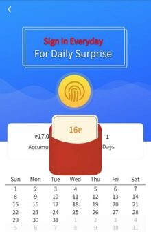Angel Fund App Daily Sign Up Bonus