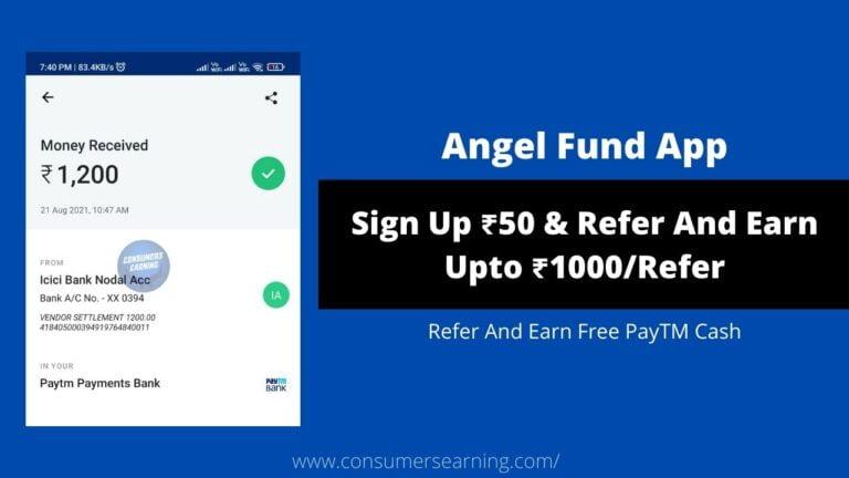 Angel Fund Earning App