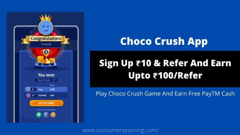 Choco Crush Earning App Download